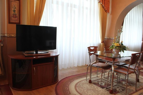 Hotel Ostankino: Люкс-студио