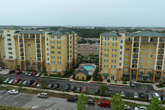 Lake Buena Vista Resort Village & Spa: View from the balcony