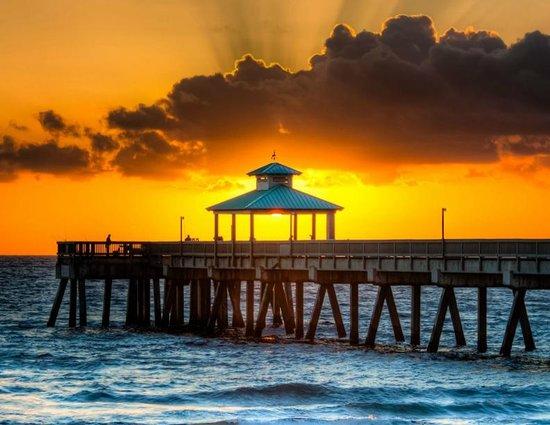 Deerfield beach international fishing pier fl top tips for Deerfield beach fishing pier