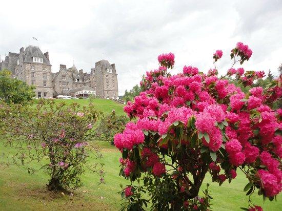 Atholl Palace Hotel: Beautiful grounds