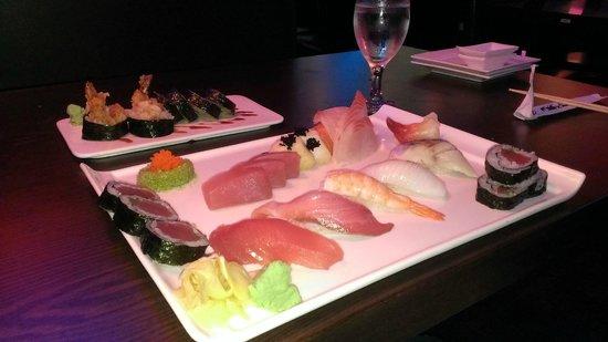 Sashimi Fusion Japanese Cuisine