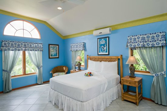 The Villas at Sunset Lane : Premium Suite with ocean view