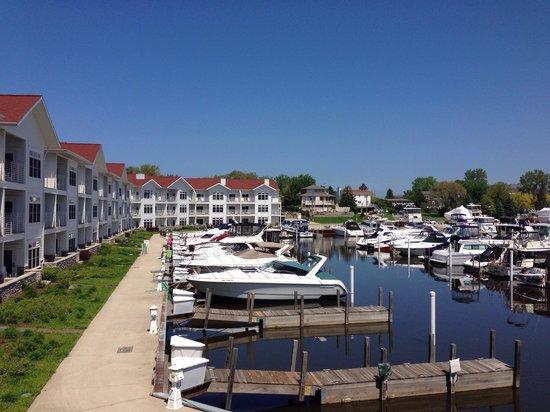 Marina Grand Resort : View of The Marina Grand