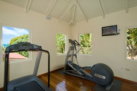 The Villas at Sunset Lane: Fitness Center
