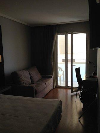 Regente Aragon: room