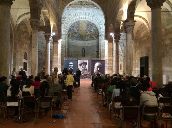 Puccini e la sua Lucca International Permanent Festival: the setting, so beautiful!!