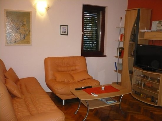 Apartments Gajeta: TV room
