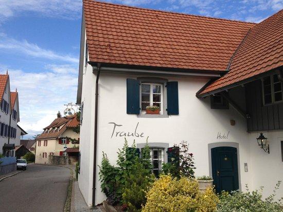 Hotel und Restaurant Traube: Heerlijk idyllisch