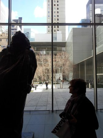 The Museum of Modern Art (MoMA) : opere in mostra