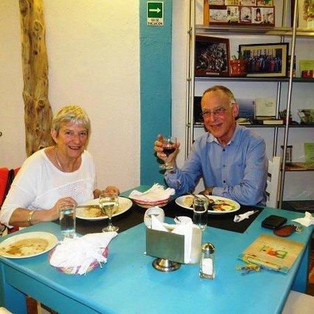 Restaurant Belil : Jhon y Gill de Inglaterra