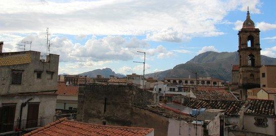 La Terrazza sul Centro : Vue depuis la terrasse