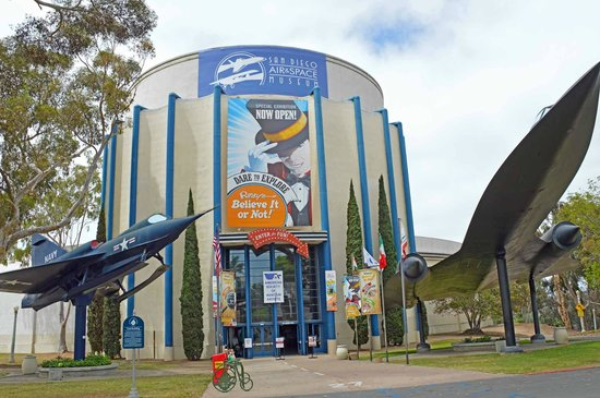 San Diego Air & Space Museum : San Diego air  & space Museum