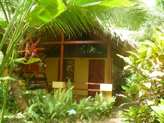 Caribe Town: our little bungalow