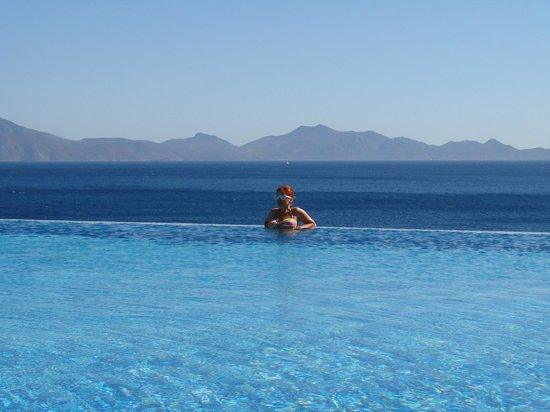 Michelangelo Resort and Spa: infinity pool