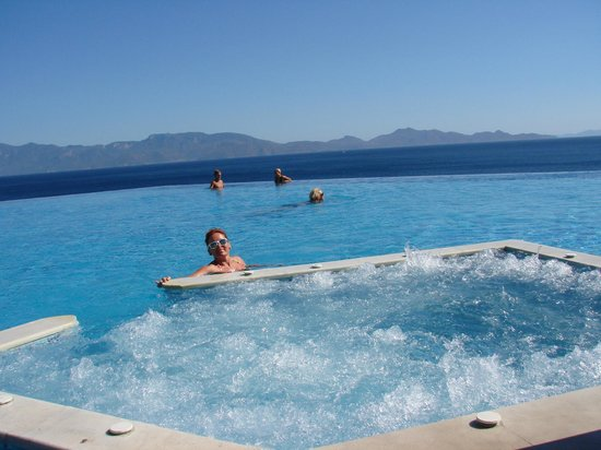 Michelangelo Resort and Spa: infinity-pool