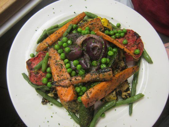 The Village Table: Grilled vegetable winter special