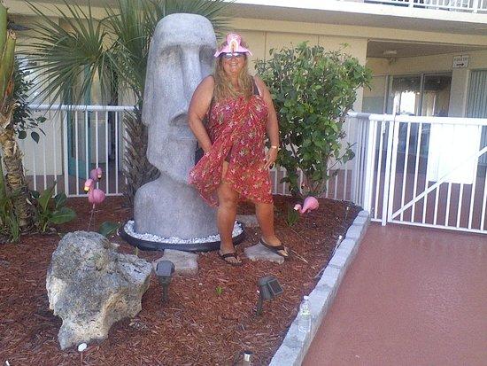Magnuson Hotel Clearwater Beach : FUN