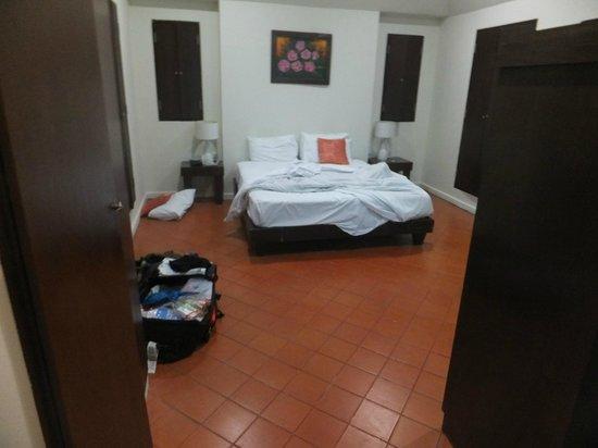 Lamai Wanta : Schlafzimmer