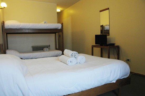 Ayelen Hotel de Montana: Ayelen standard room