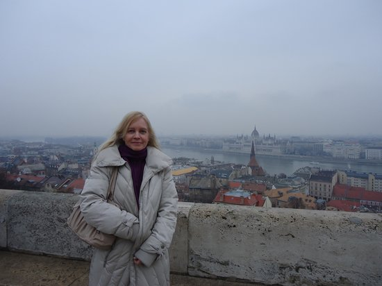 Mercure Budapest Buda: Budapest é uma cidade de sonhos