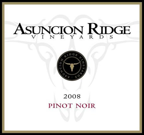 Asuncion Ridge Wine