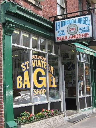 St-Viateur Bagel Shop: Bagel Central