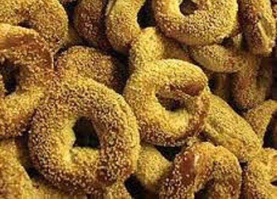 St-Viateur Bagel Shop: Sesame--our favourite