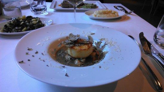 Fosa: Incredible meal!