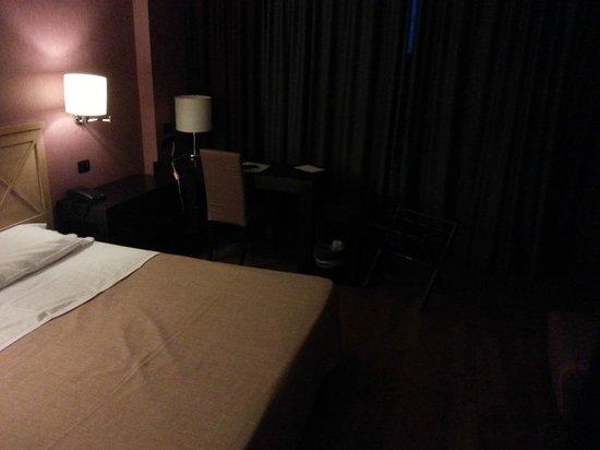 Antares Hotel: stanza
