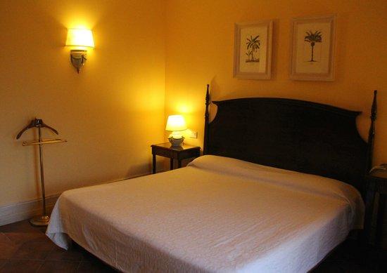 Baglio Oneto Resort and Wines: la chambre