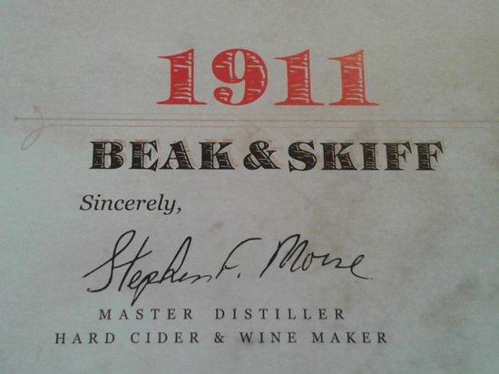 Beak & Skiff: A great product