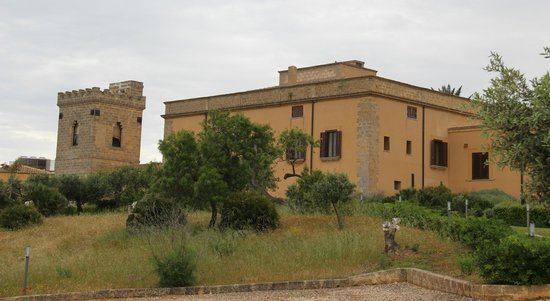 Baglio Oneto Resort and Wines: l'hôtel