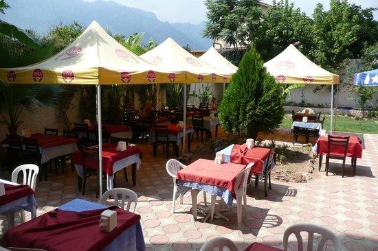 Sefikbey Hotel : Ресторан