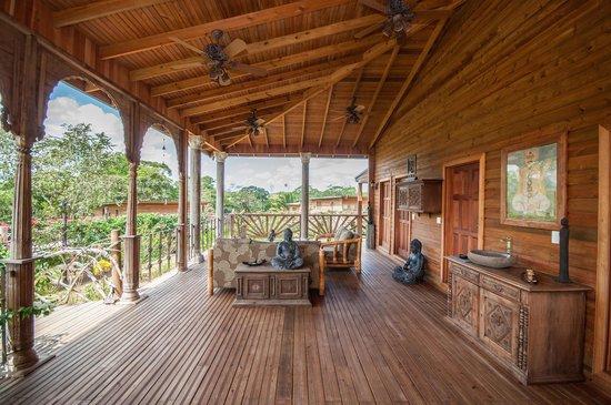 Dream Valley Jungle Lodge : Spa