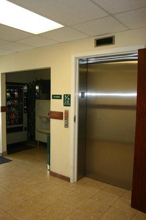 Yellowstone Lodge: Elevators