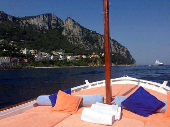 Gianni's Boat : Beautiful