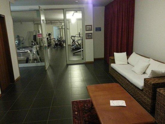 Antares Hotel: palestra