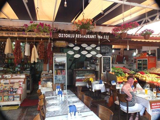 Oztoklu Restaurant : Don't miss this treat!