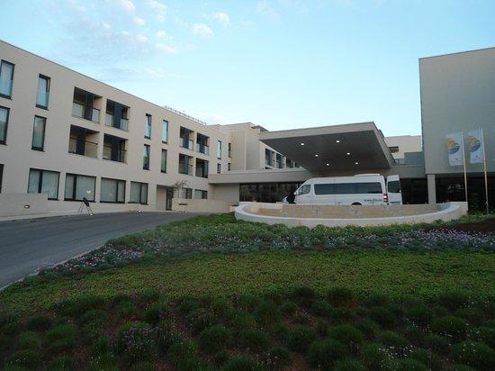 Hotel Laguna Parentium: вид отеля