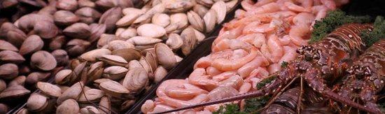Green Turtle Market: Mussels, Shrimp, Oysters