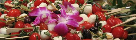 Green Turtle Market: Caprese Skewers