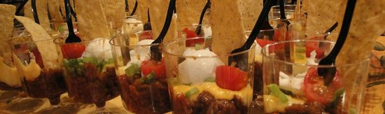 Green Turtle Market: Seven Layer Dip Shooters