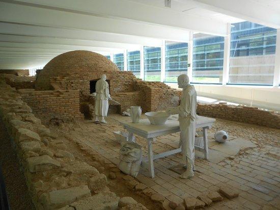 San Juan de la Peña: Museo
