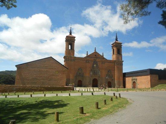 San Juan de la Peña: Nuevo Monasterio