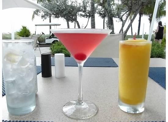 Seaside Cafe: Drinks