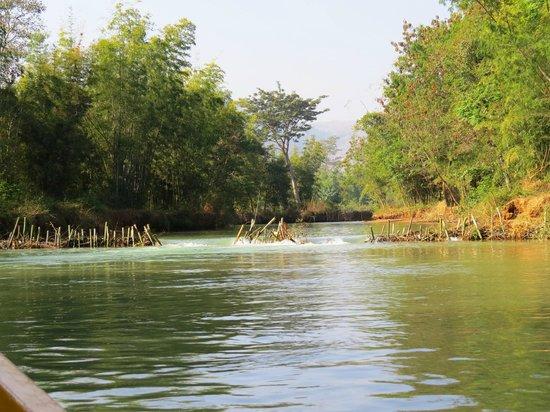 Village Indein : il rallentamento delle acque con i bmbu