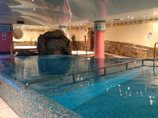 Hotel Eugenia Victoria: Underground spa