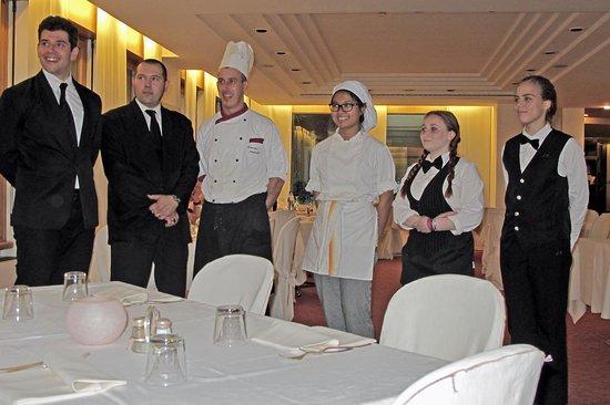 Piccolo Mondo Hotel: Excellent hotel staff.