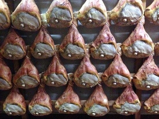 Italian Days Food Experience: prosciutto