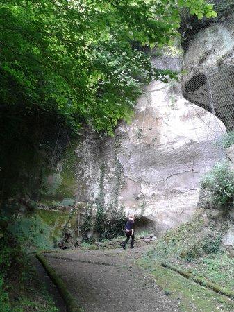 Museo Archeologico all'Aperto Alberto Manzi: la via cava